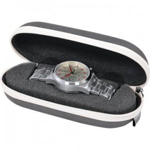Etui de montres Watch Box Beco Nylon gris