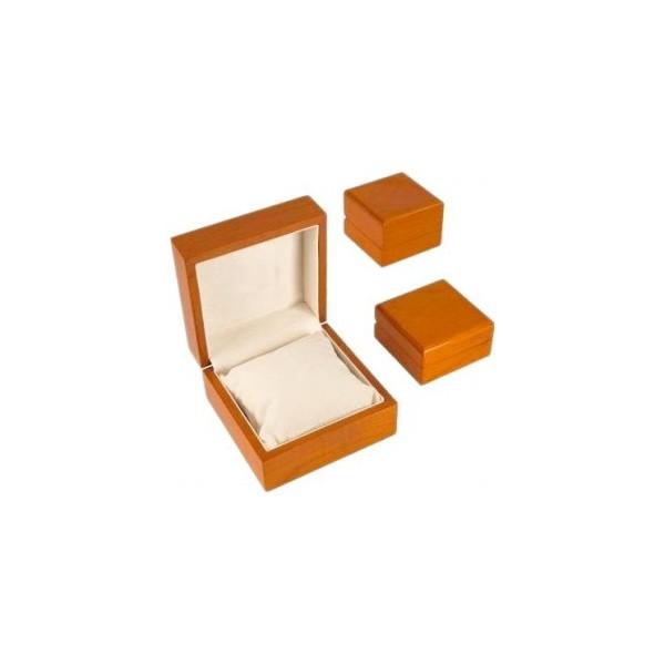 ecrin pour une montre en bois laqu. Black Bedroom Furniture Sets. Home Design Ideas