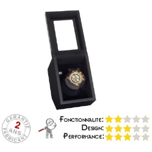 """Watchwinder Beco """"Piano Silk"""" pour une montre"""