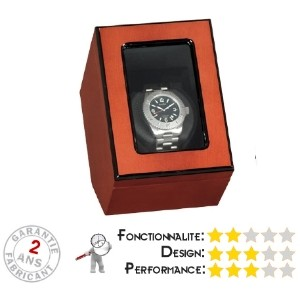"Watchwinder Beco ""Cockpit Atlantic"" pour une montre"