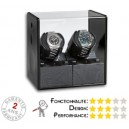 "Watchwinder Beco ""Cool Carbon Expert"" pour 2 montres"