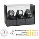"Watchwinder Beco ""Cool Carbon Expert"" pour 3 montres"