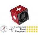 Remontoir pour montre Swiss Kubik Croix Suisse