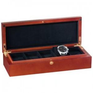Boîte à montres Beco pour 5 montres